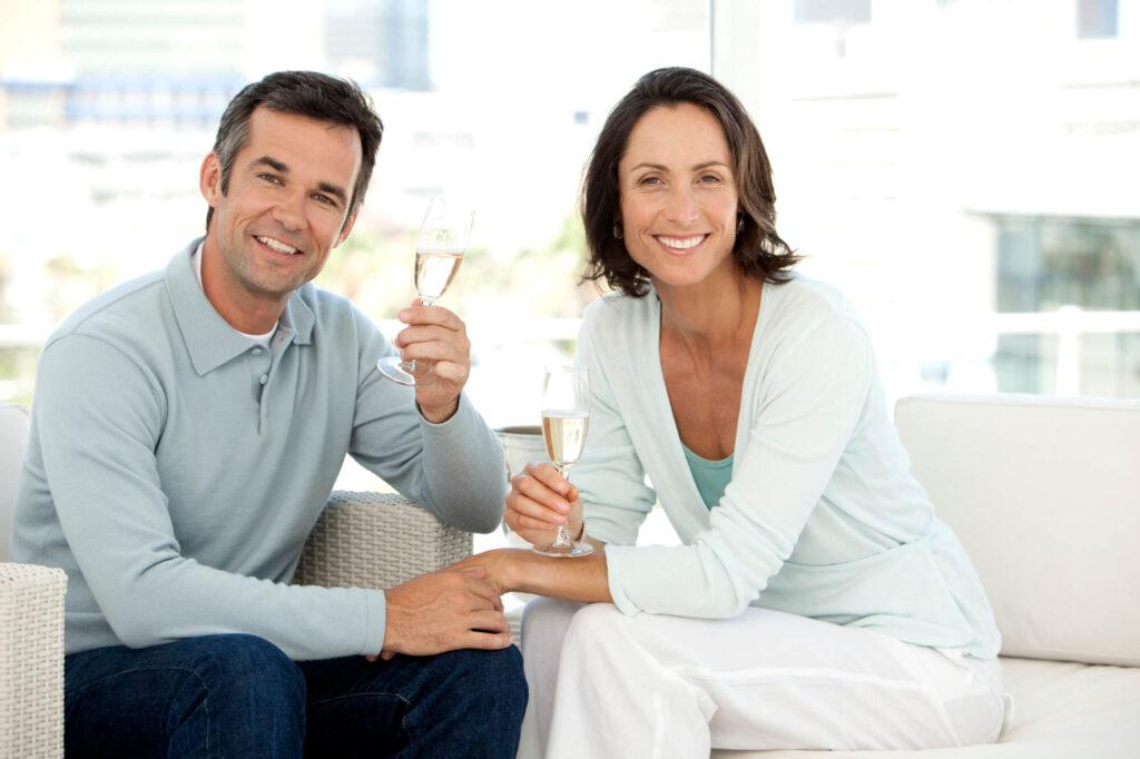Relaciones serias para mayores de 40
